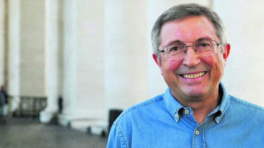 """Juan Vicente Boo: """"El Papa está saneando el Vaticano"""""""