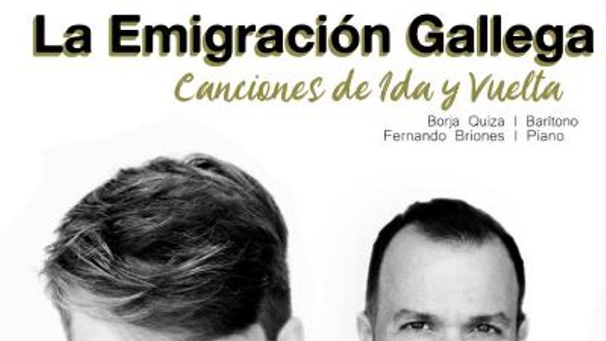 'La emigración gallega. Canciones de ida y vuelta'