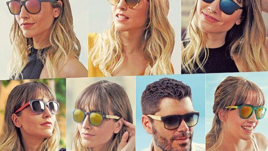 Levante-EMV lanza mañana 1 de junio la colección de gafas de sol No Desert