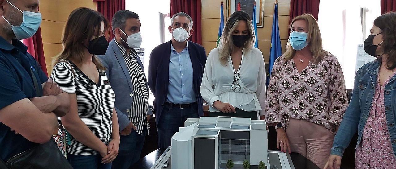 El Palacio de Justicia de Langreo estará listo en mayo de 2023, prevé el Principado