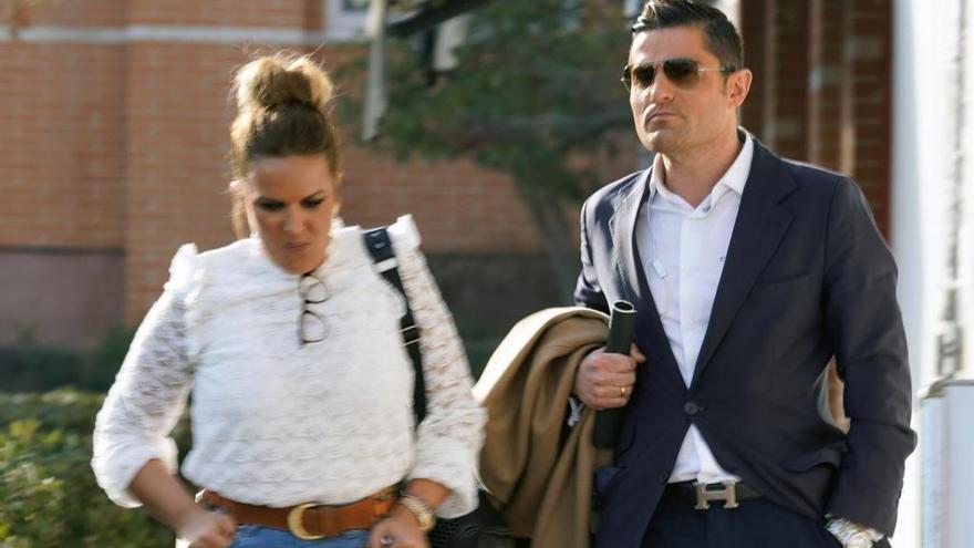 Alfonso Merlos habla de su relación con Marta López
