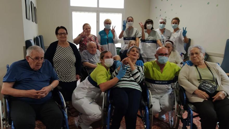 Las residencias de la Safor empiezan a recibir la tercera dosis de la vacuna