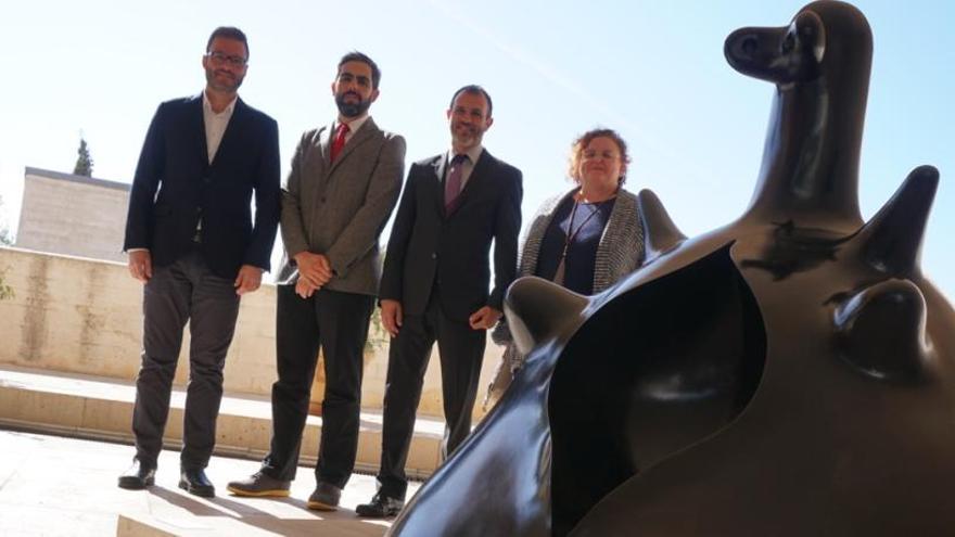 Zur ITB bringen die Balearen einen echten Miró von Mallorca nach Berlin