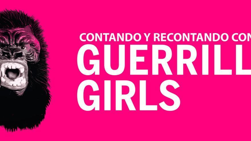 Contando y recontando con las Guerrilla Girls