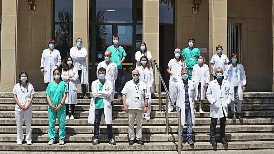 La Unitat de Patologia Mamària de l'hospital Trueta rep el reconeixement internacional del sector