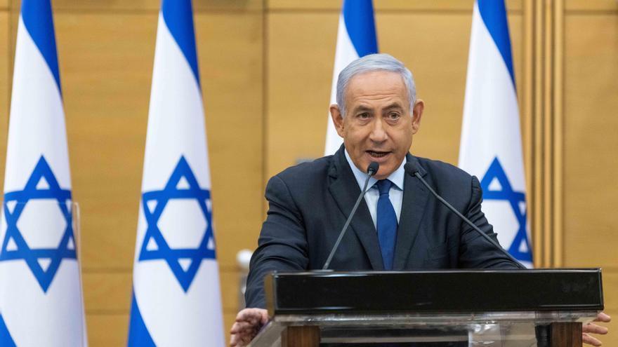 Antics aliats de Netanyahu volen deixar-lo fora del Govern a Israel