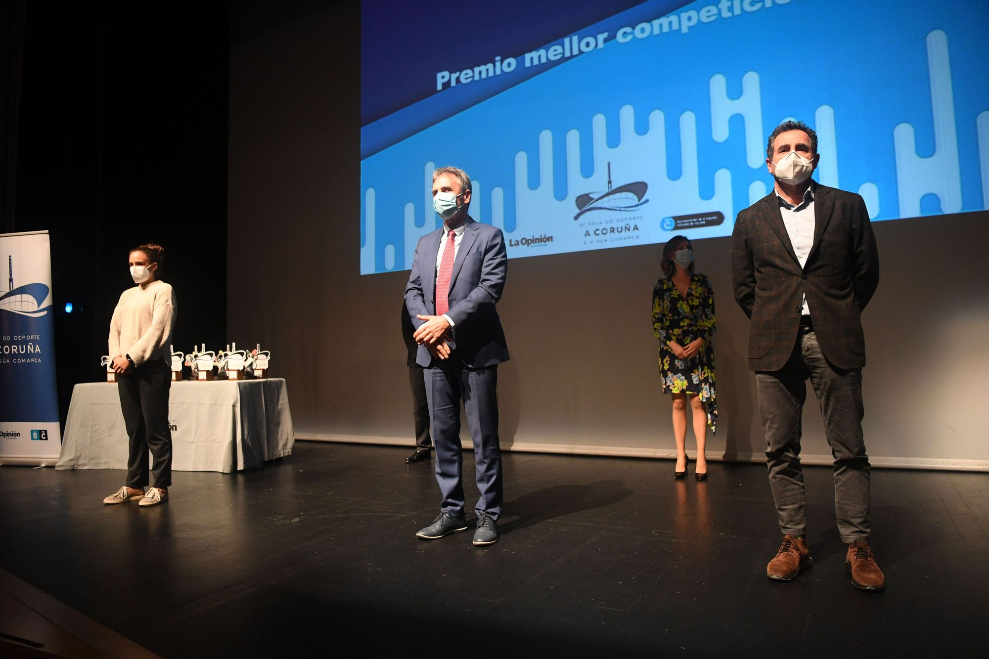 Gala do Deporte da Coruña e a súa comarca