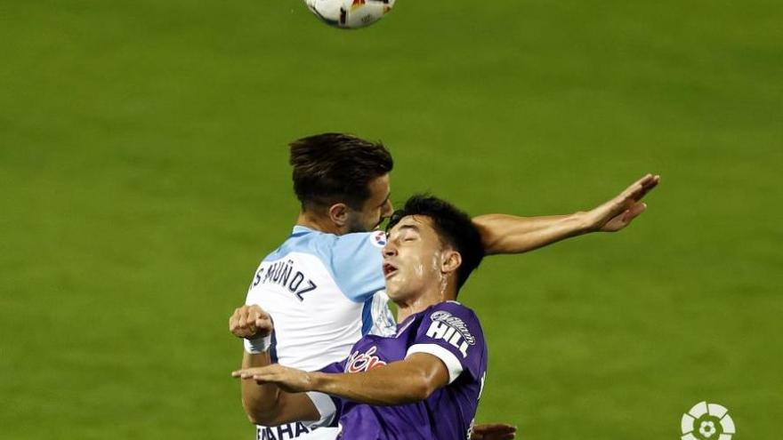 El Sporting perdona y encaja en Málaga su segunda derrota de la temporada