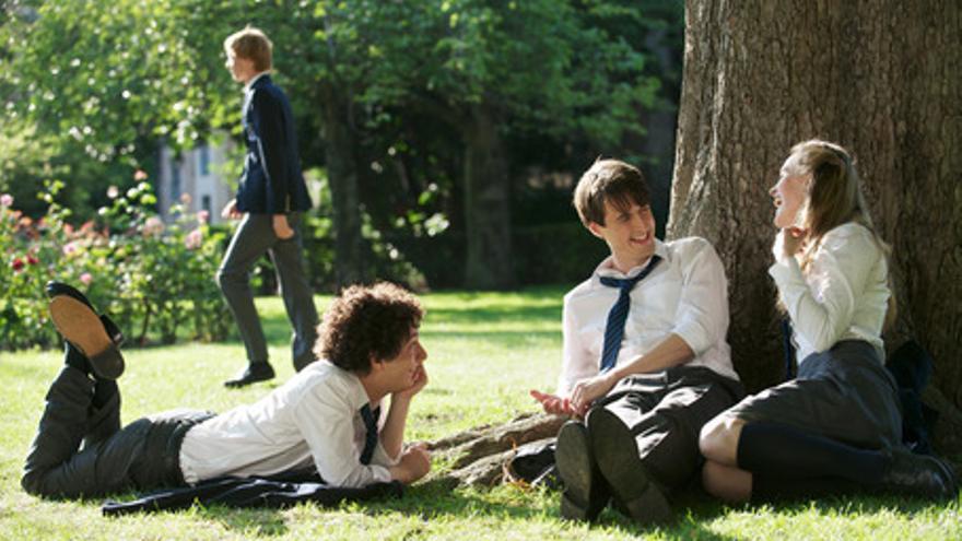 Guillaume y los chicos, ¡a la mesa!