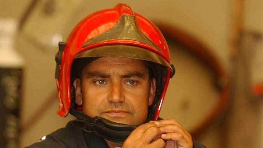 Carlos García Touriñán, elegido presidente de la Asociación Profesional de Técnicos de Bomberos