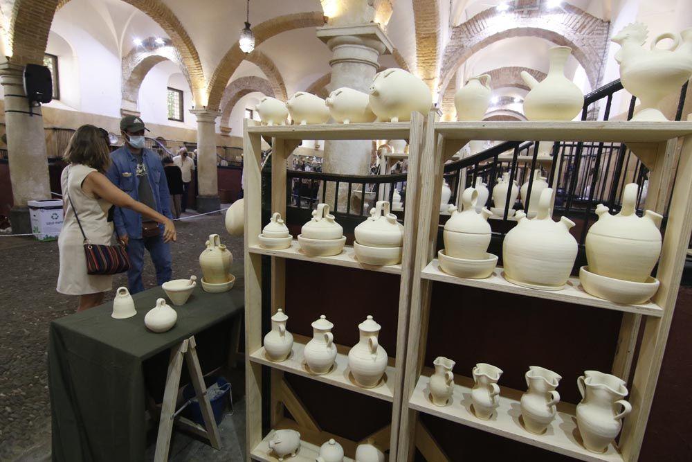 Enbarro la mejor cerámica de La Rambla en Caballerizas Reales