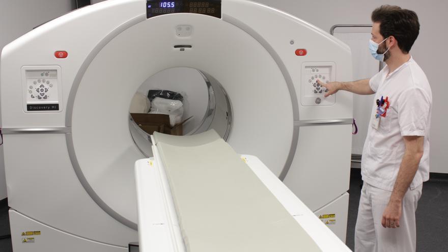 El Hospital del Vinalopó de Elche tendrá un nuevo tomógrafo que reduce las dosis de radiofármacos