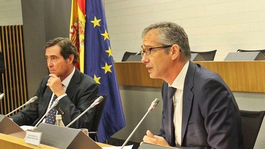 El Banco de España descarta volver a niveles pre-Covid antes de 2023