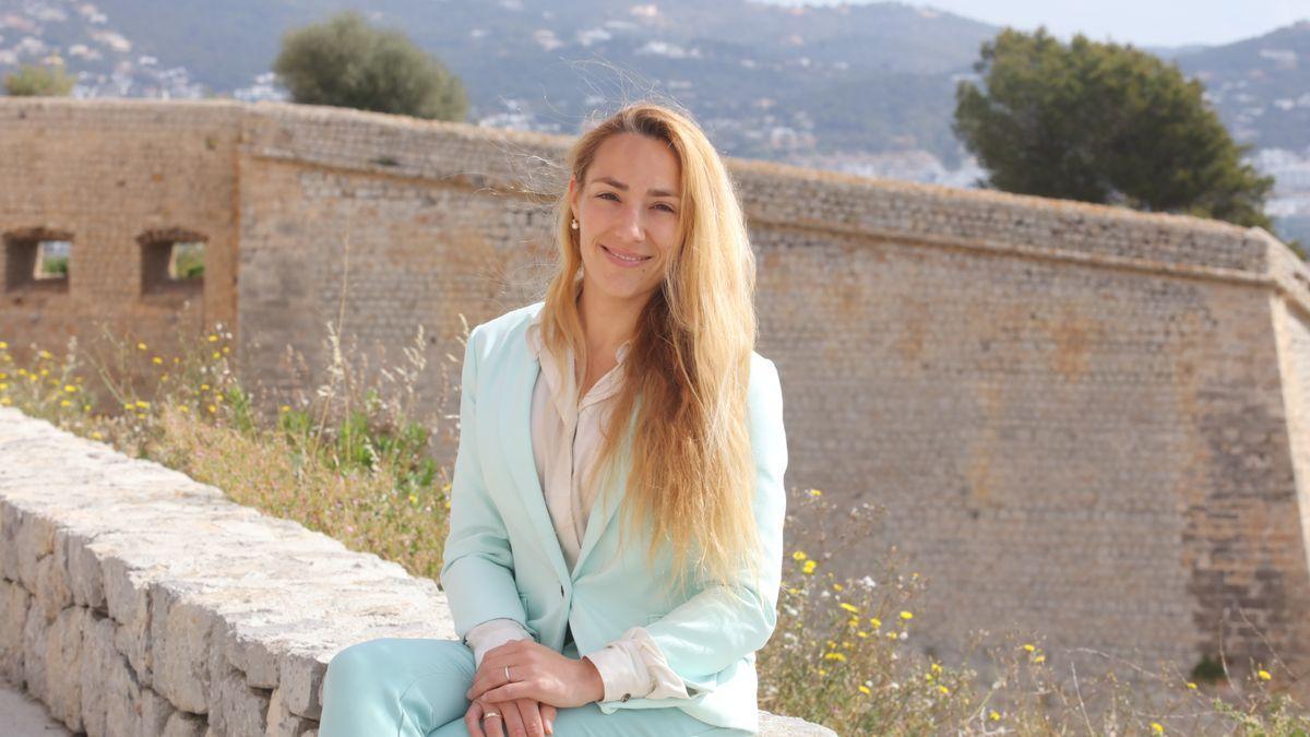 Patricia de las Heras, diputada de Vox.
