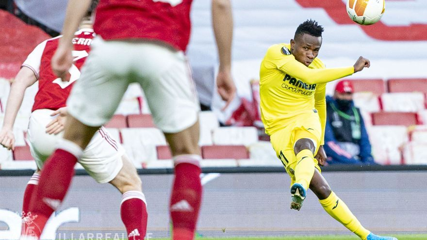 DIRECTO | Descanso en el Emirates: Arsenal-Villarreal (0-0)