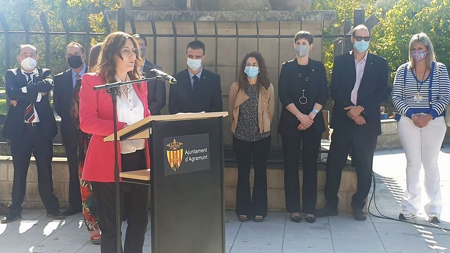 Vilagrà afirma que el Govern treballa per «posar fi a la situació d'exili» de Puigdemont