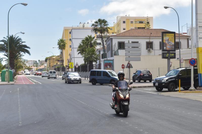Obras intercambiador y calles Pio XII y Concepción Arenal