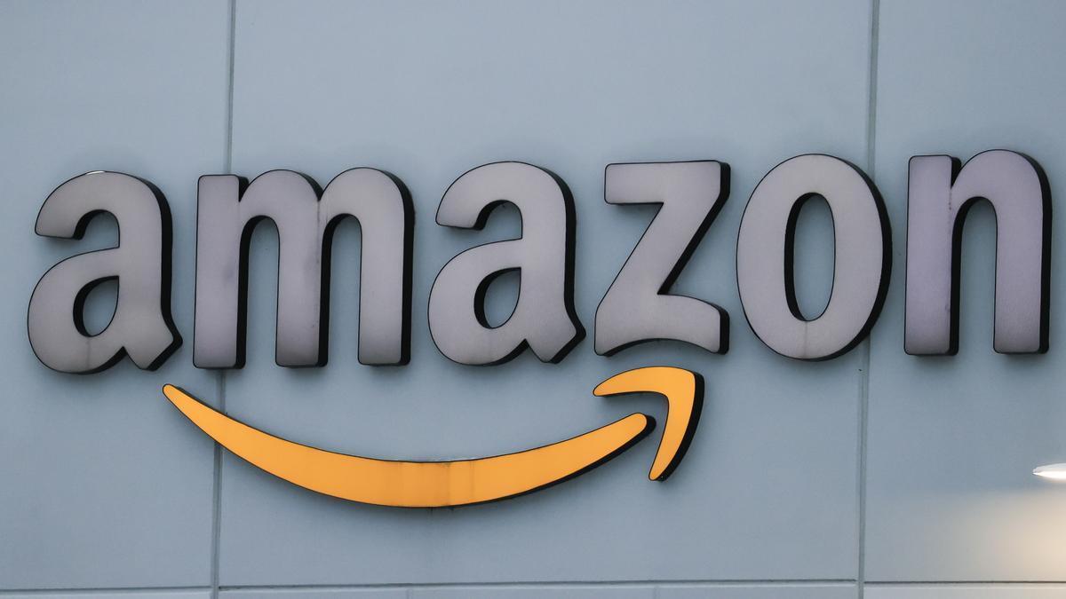 Logo de Amazon.