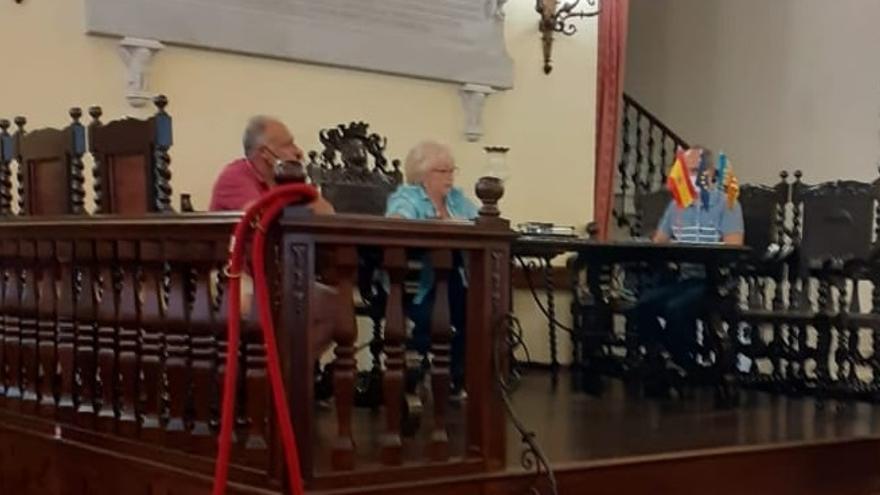 Una mujer preside por primera vez el jurado de riegos de Carcaixent