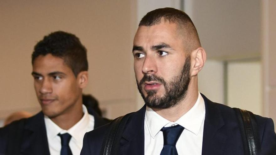 Los jueces rechazan anular el proceso contra Benzema