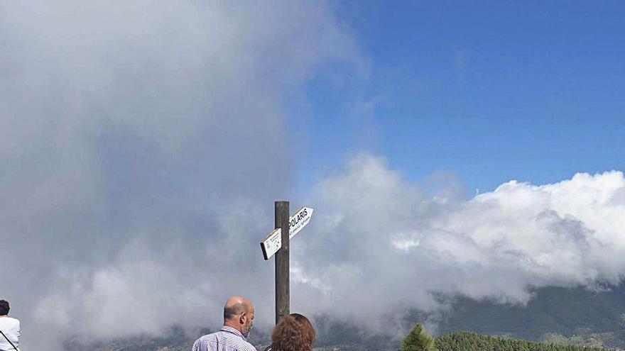 Los terremotos se acercan a la superficie de La Palma