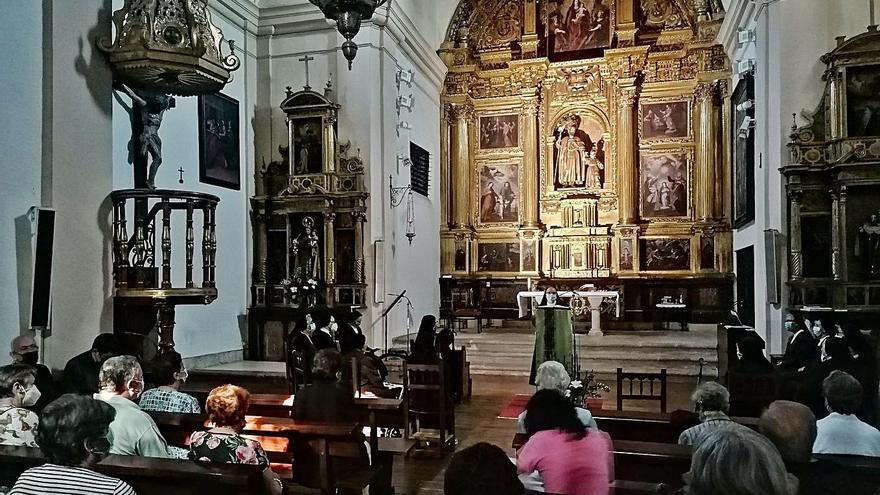 Lienzos toresanos inspirados en San José