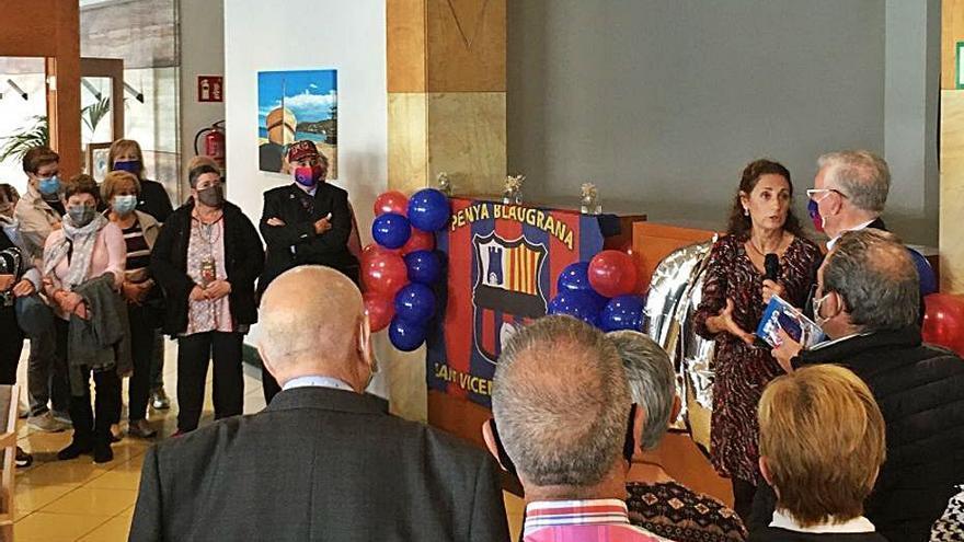 La Penya Blaugrana de Sant Vicenç de Castellet celebra el seu 43è aniversari a Lloret de Mar