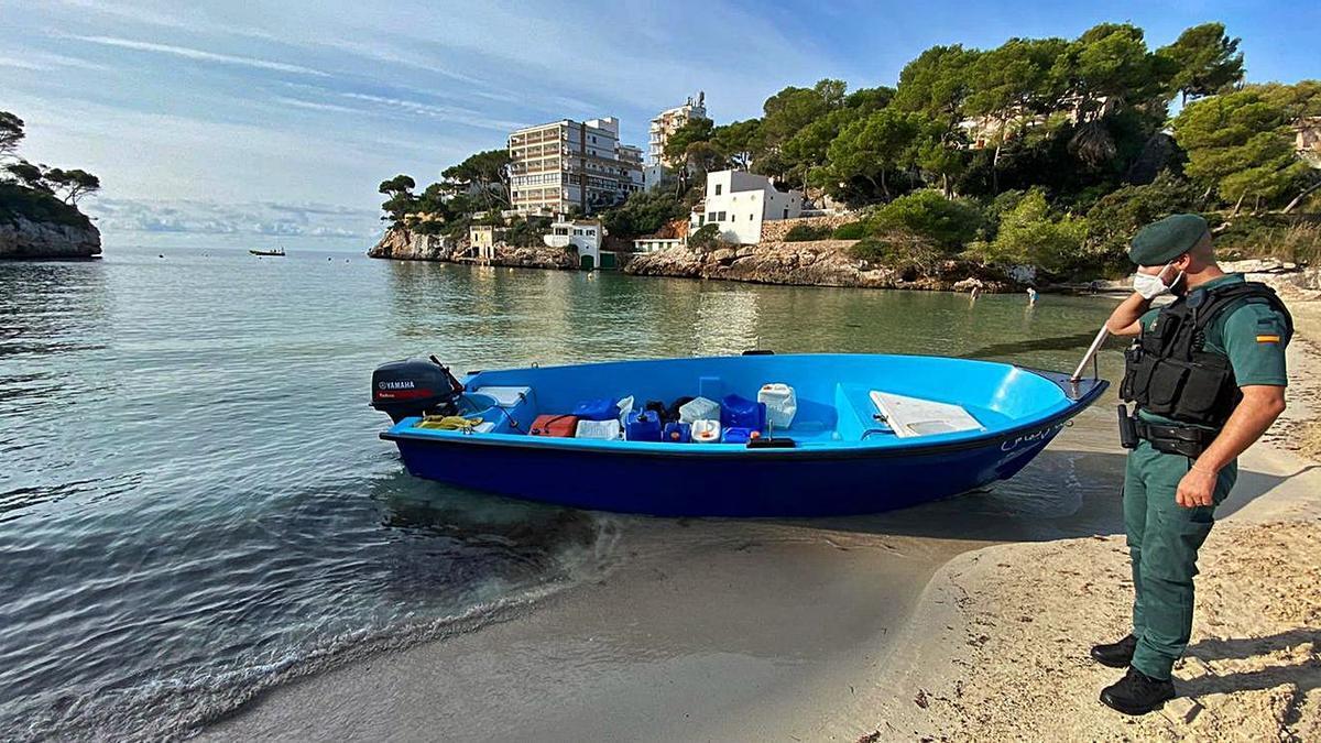 Esta semana han llegado a Balears más de 200 migrantes en varias pateras.