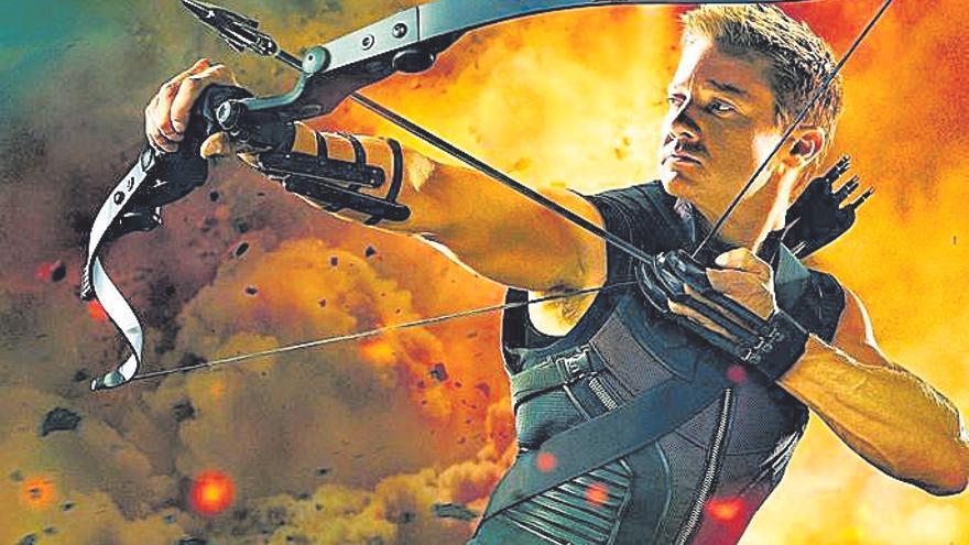 «Hawkeye»