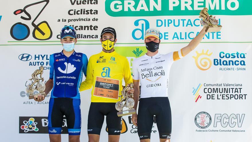 Felipe Orts conquista la Vuelta Ciclista a la Provincia de Alicante
