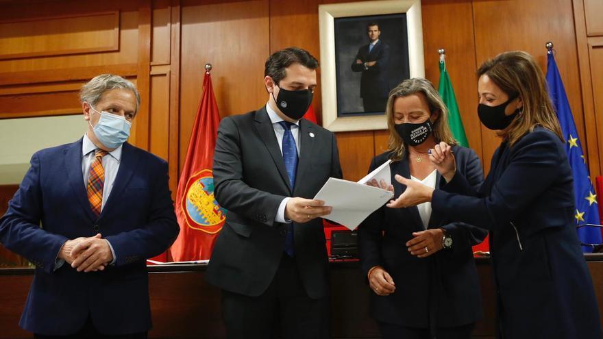 Córdoba ya tiene acuerdo para aprobar los presupuestos municipales del 2021