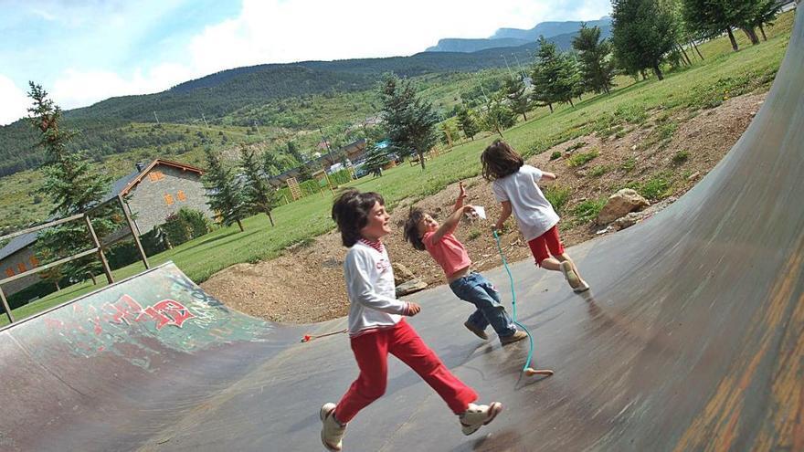 Alp projecta un gran skatepark que atragui els aficionats de tota la vall
