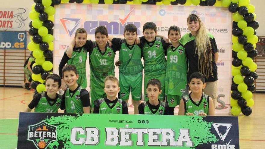 SuperBasket   Escuela del CB Bétera