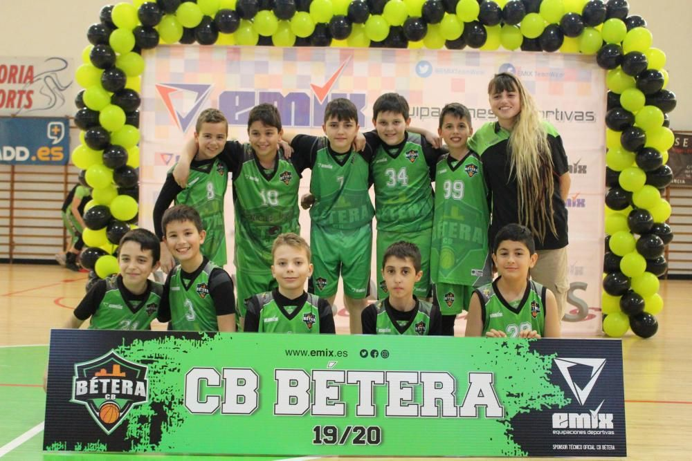 SuperBasket | Escuela del CB Bétera