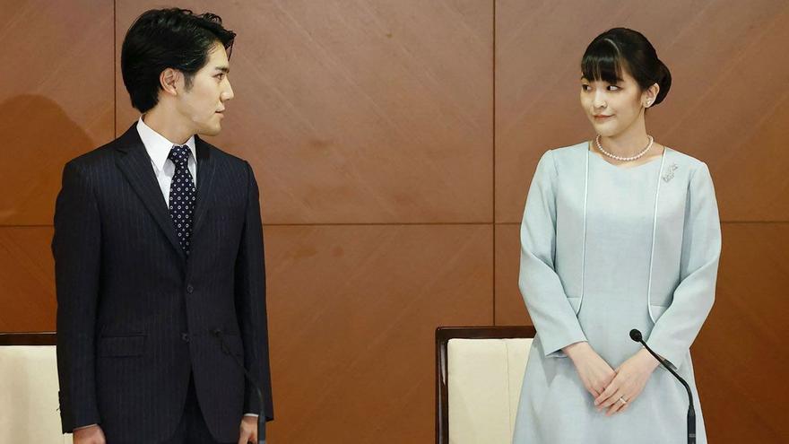 El enlace de la princesa Mako: una boda real en el registro civil