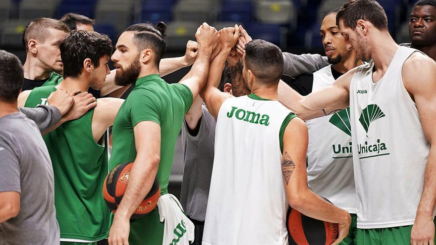 Unicaja-Bilbao: Y por fin... baloncesto
