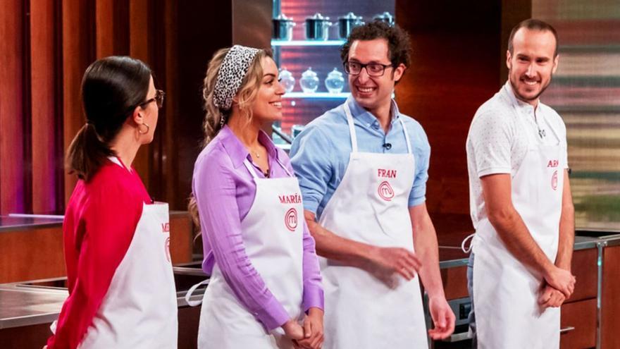 Las borderías del cocinero invitado a los finalistas de Masterchef