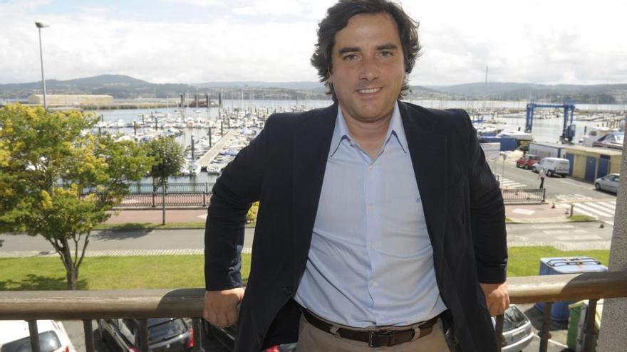 """Ernesto Anido dimite tras unos resultados el 26-M """"muy por debajo de los objetivos"""""""