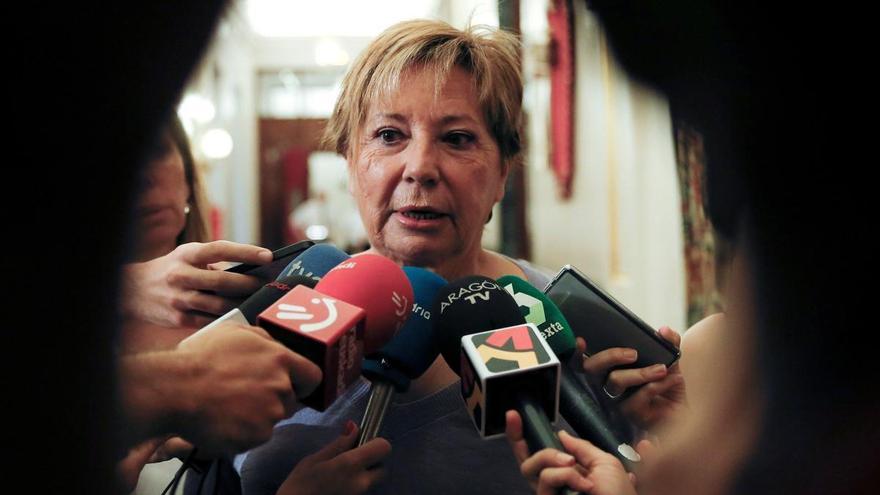 Celia Villalobos, el gran fichaje de 'MasterChef Celebrity'