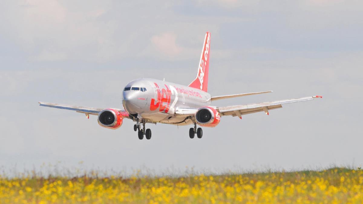 Jet2 suspende todos los vuelos a Baleares hasta el próximo 30 de noviembre