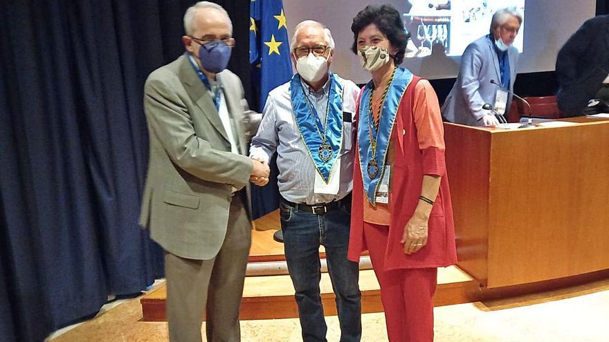 Sabino González entra en el Consejo Europeo de Cofradías