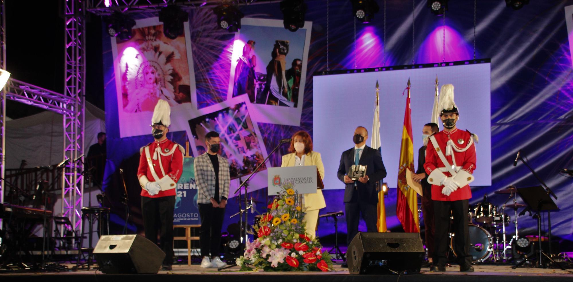 Fiestas de San Lorenzo en Las Palmas de Gran Canaria 2021