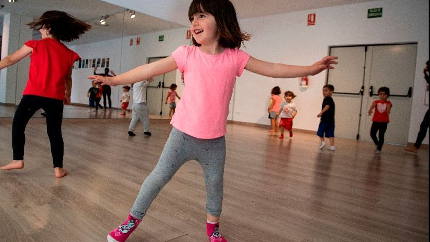 Vivir la danza en familia en Vila-real