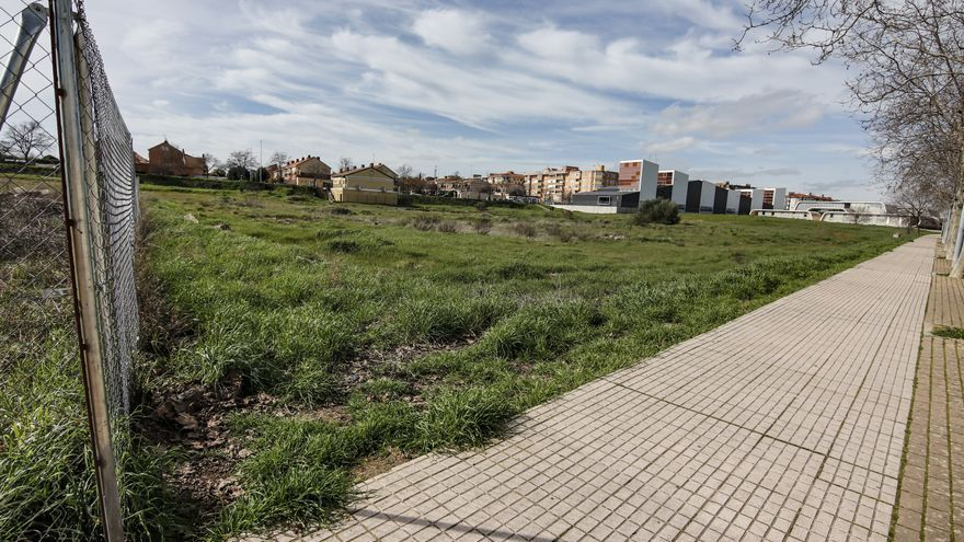 El Ayuntamiento de Cáceres propondrá otras parcelas al Paideuterion