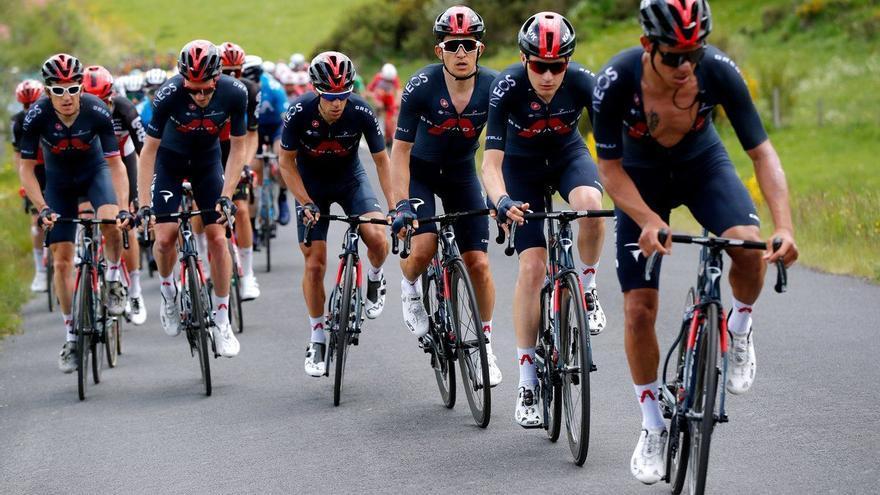 Muerto el Giro, viva el Tour