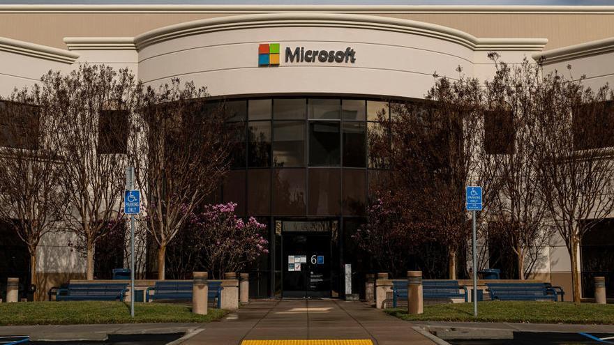 Microsoft eleva su beneficio semestral hasta los 24.152 millones de euros