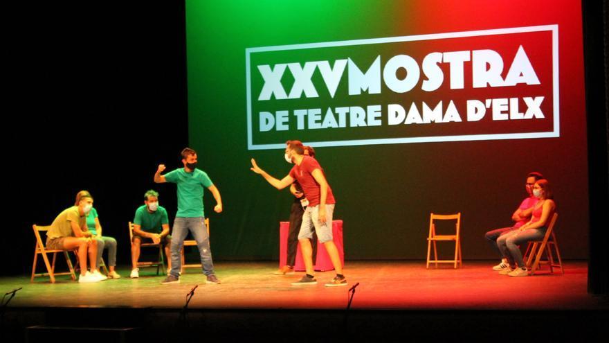 La Mostra echa el telón con duelo de improvisaciones en el Gran Teatro