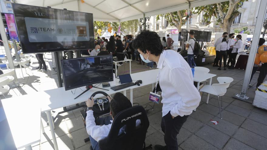 Así ha sido la Feria de Startup Market en València