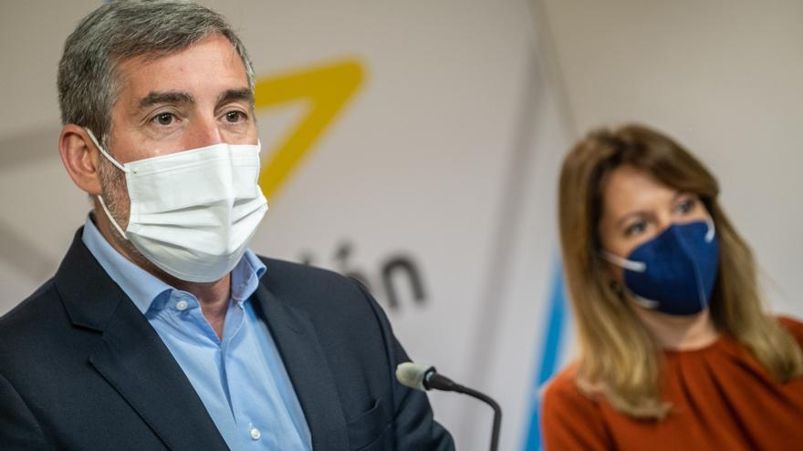 """Coalición Canaria exige flexibilizar las ayudas para evitar la """"sangría"""" del cierre de empresas"""