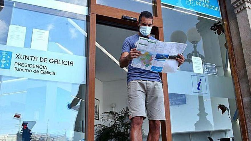 El seguro anti-COVID para los turistas en Galicia cubrirá hasta 15.000 euros por contagio